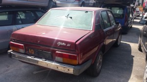 ALFA ROMEO  Alfetta DEL 1986 0cc.