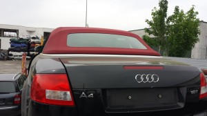 AUDI  A4 DEL 2005 1800cc.
