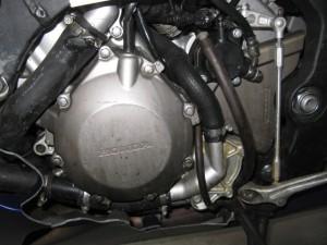 HONDA  CBR DEL 2004 998cc.