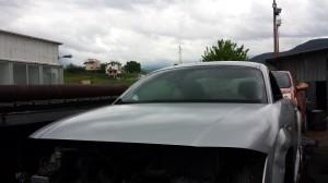 AUDI  TT DEL 2002 1800cc.