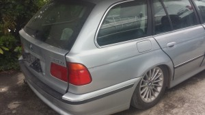 BMW  525 DEL 2002 2500cc.