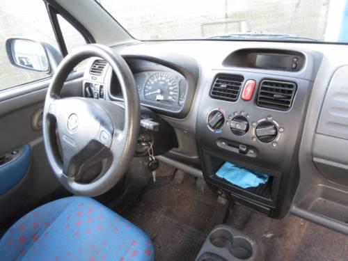 OPEL  Agila DEL 2002 1200cc.