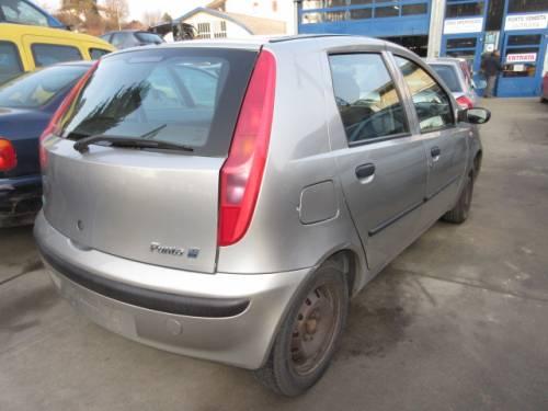 FIAT  Punto DEL 2000 1242cc.