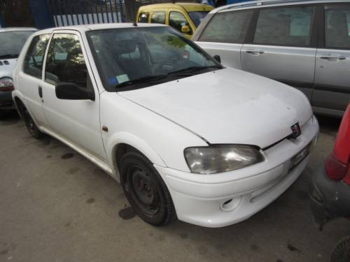 PEUGEOT  106 DEL 1998 1587cc.