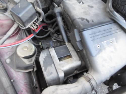 FIAT  Panda DEL 1993 1000cc.