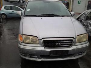 HYUNDAI  Trajet DEL 2001 2000cc.