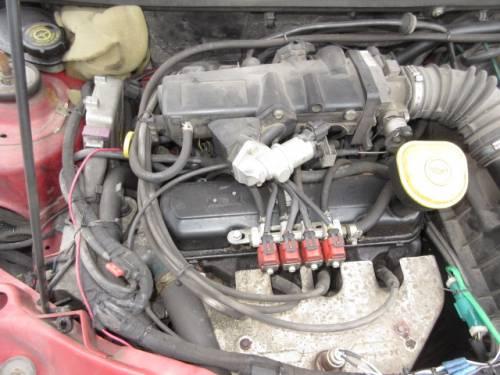 FORD  Ka DEL 1999 1299cc.