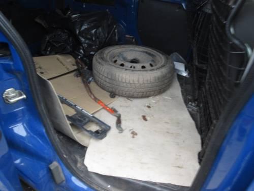 FIAT  Fiorino DEL 2011 1248cc.