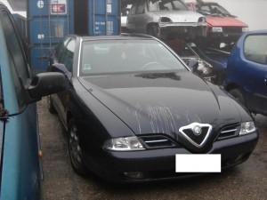 ALFA ROMEO  166 DEL 2000 2492cc. 2.5 V6 24v