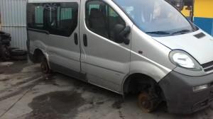 OPEL  Movano DEL 2008 2500cc. cdti