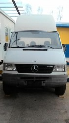MERCEDES-BENZ  Sprinter DEL 2002 0cc. 312D