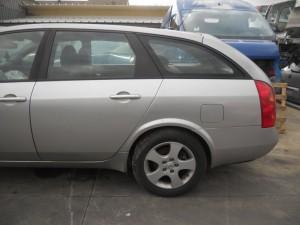 NISSAN  Primera DEL 2004 0cc.