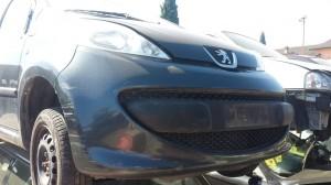 PEUGEOT  107 DEL 2006 1000cc.