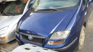 FIAT  Ulysse DEL 2004 0cc.