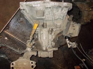 FIAT  Multipla DEL 2007 1900cc.