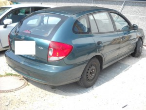 KIA  Rio DEL 2003 1343cc. 1.3 8V