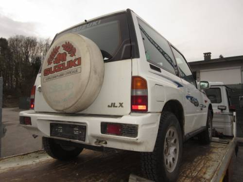 SUZUKI  Vitara DEL 1995 1590cc. 16v