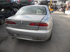 ALFA ROMEO  156 DEL 2004 1600cc.