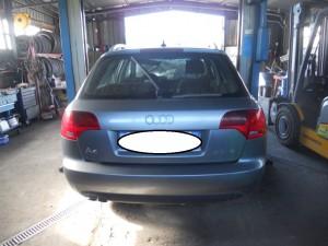 AUDI  A4 DEL 2005 2000cc.