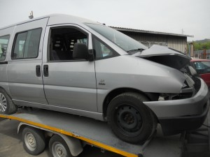 FIAT  Scudo DEL 2000 2000cc.