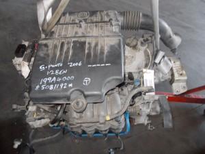 FIAT  Grande Punto DEL 2006 1200cc.