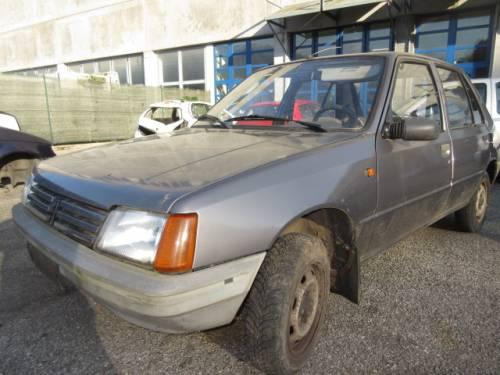 PEUGEOT  205 DEL 1987 954cc.