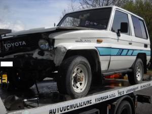 TOYOTA  Land Cruiser DEL 1988 2446cc. 2.5 TD