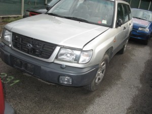 SUBARU  Forester DEL 1999 1994cc.