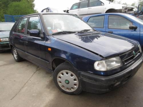 SKODA  Felicia DEL 1997 1300cc.