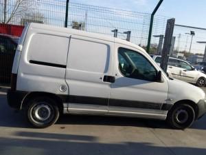 CITROEN  Berlingo DEL 2007 2000cc. hdi