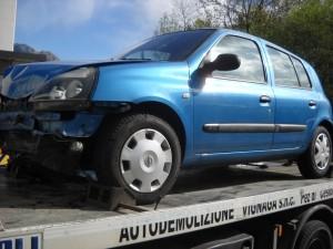 RENAULT  Clio DEL 2004 1461cc. 1.5 DCI