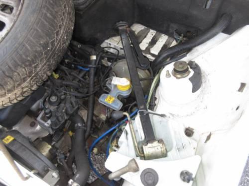 FIAT  Panda DEL 2003 1108cc.