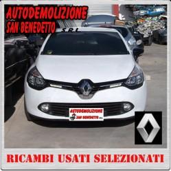 RENAULT  Clio DEL 2012 0cc.