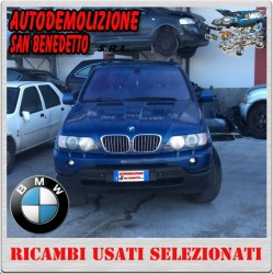 BMW  X5 DEL 2004 0cc.