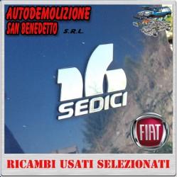 FIAT  Sedici DEL 2004 0cc.