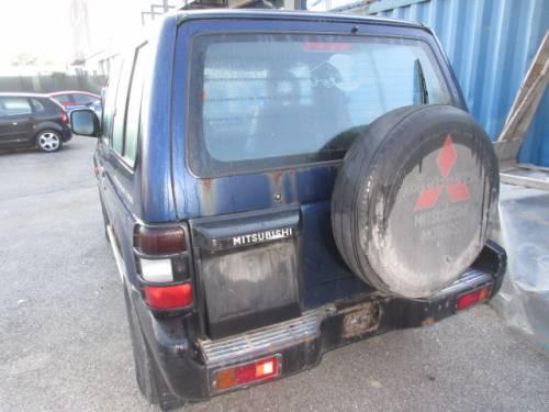MITSUBISHI  Pajero DEL 1998 2477cc. TD