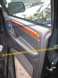 JEEP  Grand Cherokee DEL 1997 2499cc.
