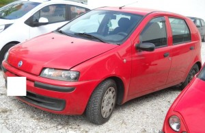 FIAT  Punto DEL 2000 1242cc. 1.2 16V