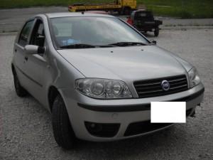 FIAT  Punto DEL 2004 1242cc. 1.2