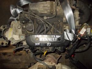 RENAULT  Clio DEL 2000 1200cc.