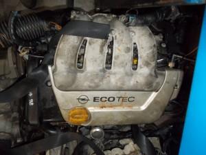 OPEL  Tigra DEL 1999 1400cc.