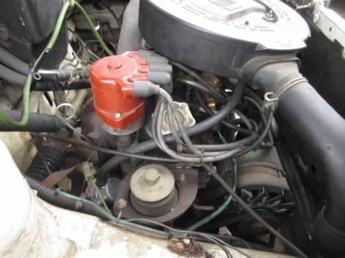 SEAT  Marbella DEL 1987 903cc.