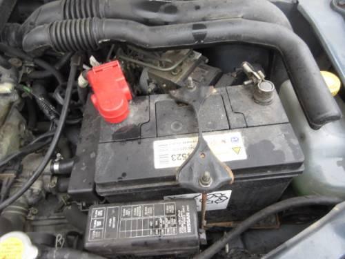 NISSAN  Micra DEL 2001 998cc.