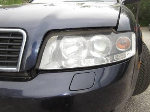 AUDI  A4 DEL 2002 2496cc. TD