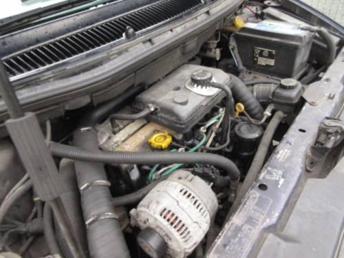 CHRYSLER  Voyager DEL 1997 2500cc. TD