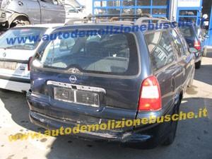 OPEL  Vectra DEL 1998 2000cc.