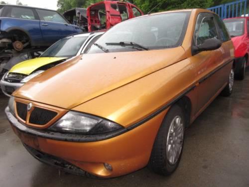LANCIA  Y DEL 1997 1108cc.