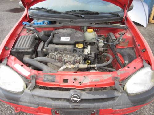 OPEL  Corsa DEL 1997 1389cc.
