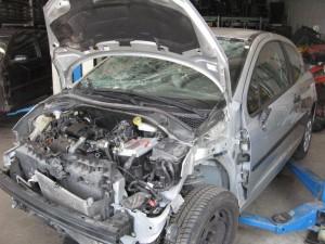 PEUGEOT  207 DEL 2007 1398cc.