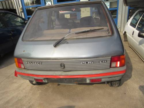 PEUGEOT  205 DEL 1990 1124cc.